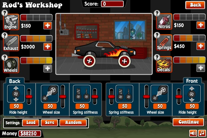 Customize Your Car Online >> Rod Hots - Hot Rod Racing Hacked / Cheats - Hacked Online Games