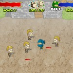 Ninja Mafia Siege Screenshot