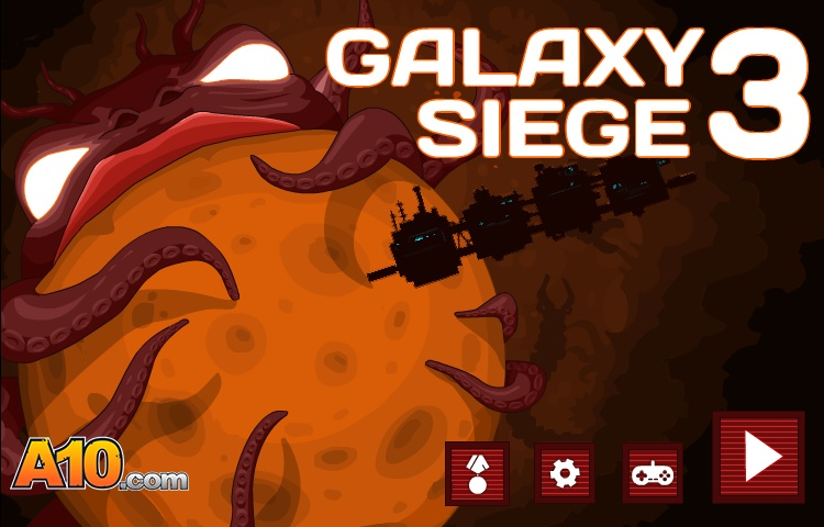 Galaxy Siege 3 Hacked / Cheats - Hacked Online Games