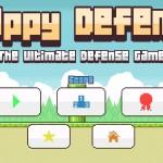 Flappy Bird Defense Screenshot