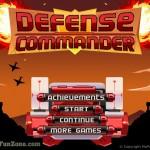 Defense Commander Screenshot