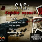 SAS - Zombie Assault 2 Screenshot
