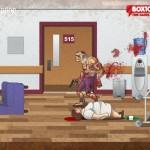 Zombie Warrior Man Screenshot