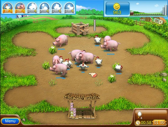 Farm Frenzy 2 Hacked / Cheats - Hacked Online Games