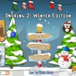 Snoring 2 - Winter Edition Screenshot