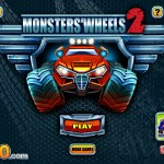 Monsters Wheels 2 Screenshot