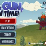 A Gun, in Time! Screenshot