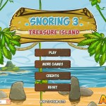Snoring 3: Treasure Island Screenshot