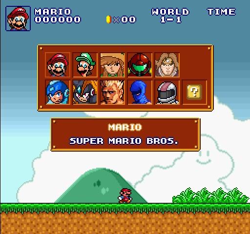 Super mario bros crossover 2 hacked cheats hacked online games