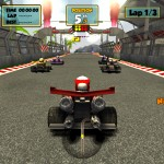 Go Kart Racing Screenshot