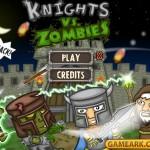 Knights vs Zombies Screenshot