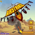 Adventure Airstrike Screenshot