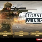 Coast Attack Screenshot