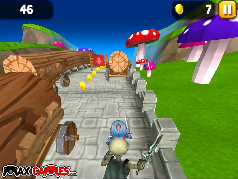 Super castle sprint hacked cheats hacked online games