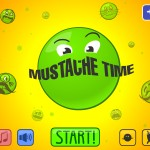 Mustache Time Screenshot