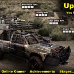 Madness on Wheels Screenshot