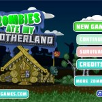 Zombies Ate My Motherland Screenshot