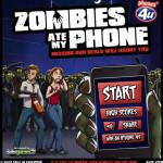 Zombies Ate My Phone Screenshot