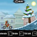 Moto X3M 4 - Winter Screenshot