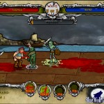 Zombie Knight 2: Undead Throne Screenshot