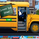 School Bus Driver Screenshot