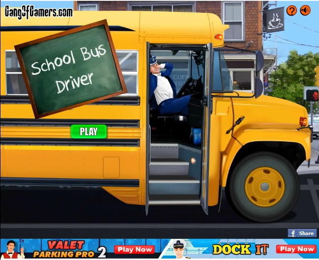 online games bus driving
