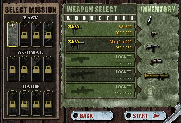 commando 2 hacked cheats hacked online games
