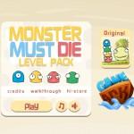 Monster Must Die - Level Pack Screenshot