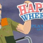 Happy Wheels - Totaljerkface Screenshot