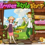 Flower Style Shop Screenshot