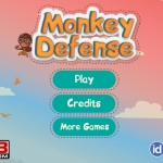 Monkey Defense Screenshot