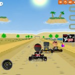 Karting Super Go Screenshot