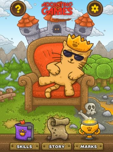 Cool Cat Games