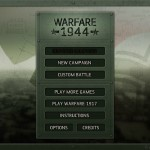 Warfare 1944 Screenshot