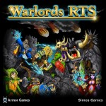 Warlords RTS hacked Screenshot