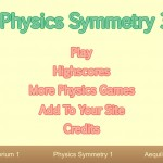 Physics Symmetry 3 Screenshot