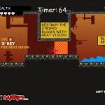 Square Hero Origins Screenshot