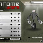 Chrome Wars Screenshot