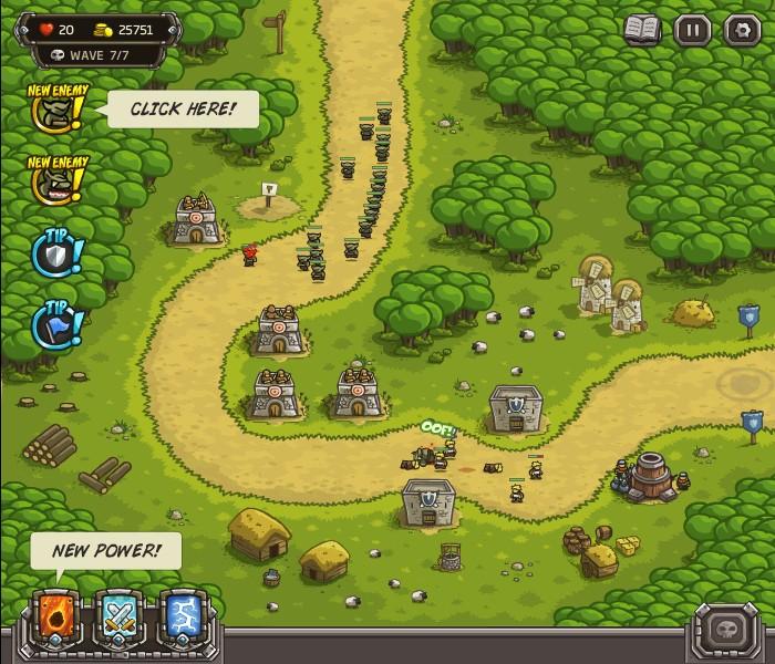 kingdom rush origins hacked pc online