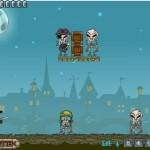 Van Helsing vs Skeletons Screenshot