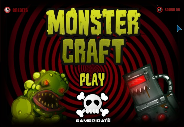 Hacked Monster Craft