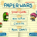 Paper Wars Screenshot