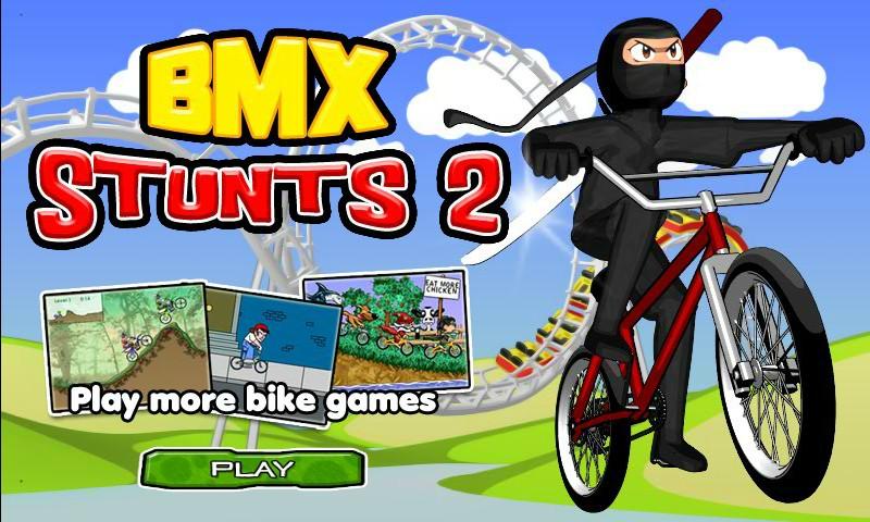 Bmx stunts 2 hacked cheats hacked online games