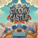 Stormy Castle Screenshot