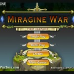 Miragine War Screenshot
