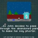 Alone In The Park Screenshot