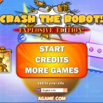 Crash The Robot - Explosive Edition Screenshot
