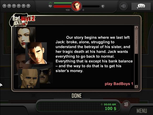 Game Play Gta Bad Boy 2