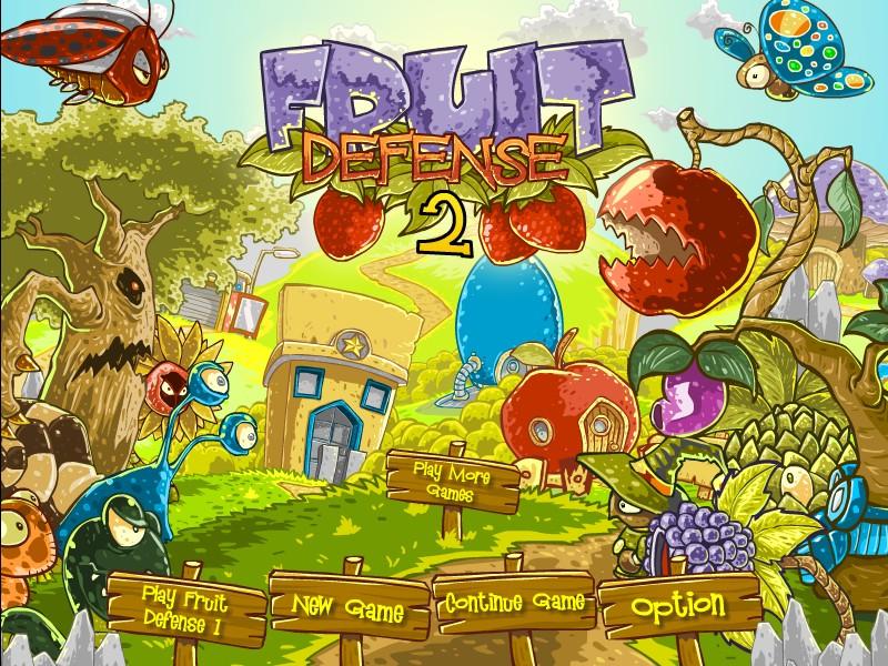 fruit defense 2 hacked cheats hacked online games