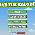 Save The Baloons Screenshot
